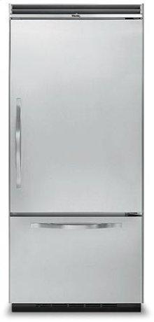 "36"" Bottom-Mount Refrigerator/Freezer - DDBB (36"" wide, Left-hinge)"
