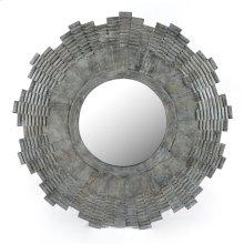 Ronan Large Mirror-charcoal