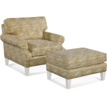 Grand Haven Chair and Ottoman