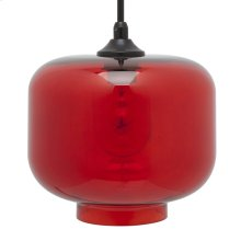 Charles Pendant  Red