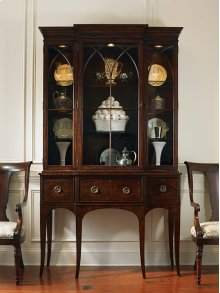 Breakfront Display Cabinet