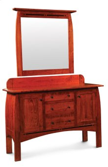 Aspen Sideboard with Inlay, Aspen Sideboard with Inlay