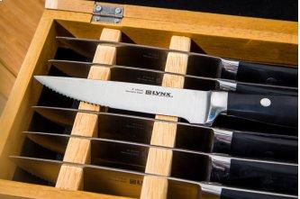 Lynx Steak Knife Set