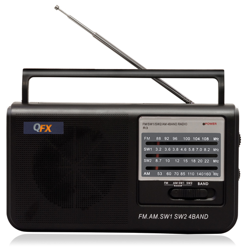 Am/fm/sw1/sw2 Radio