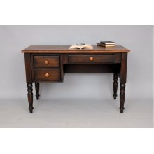 """#379 Lexington Office Desk 48""""wx22""""dx30""""h"""