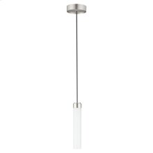 DXV Modulus LED Pendant Light - Brushed Nickel