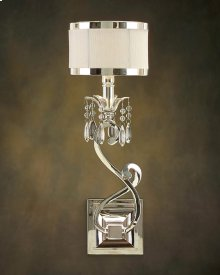 Lombard One-Light Sconce (Left)