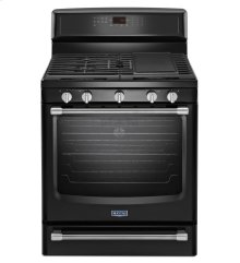 Floor Model - Gas Freestanding Stove with Griddle - 5.8 cu. ft.