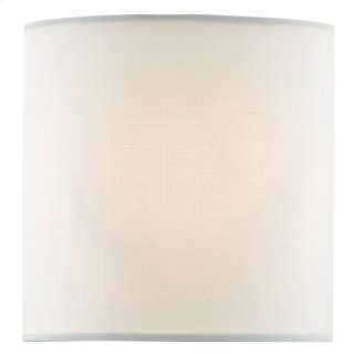 White Cotton Shade - 5 x 5 x 5