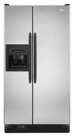 Side-by-Side Refrigerator