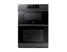 """30"""" Combi Wall Oven, Stainless Steel"""
