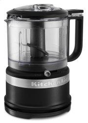 3.5 Cup Food Chopper - Black Matte Product Image