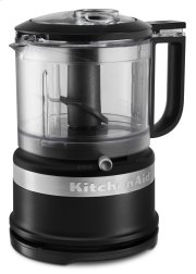 3.5 Cup Food Chopper - Black Matte Product Image