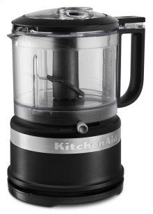 3.5 Cup Food Chopper - Black Matte