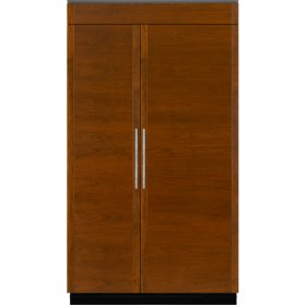 Out Of Box Display Model Integrated Built-In Side-By-Side Refrigerator, 48""