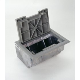 AF1 Series Raised Floor Box