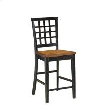 Dining - Arlington Lattice Back Counter Stool