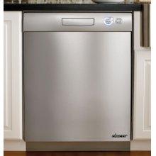"""Distinctive 24"""" Dishwasher, Stainless Steel"""