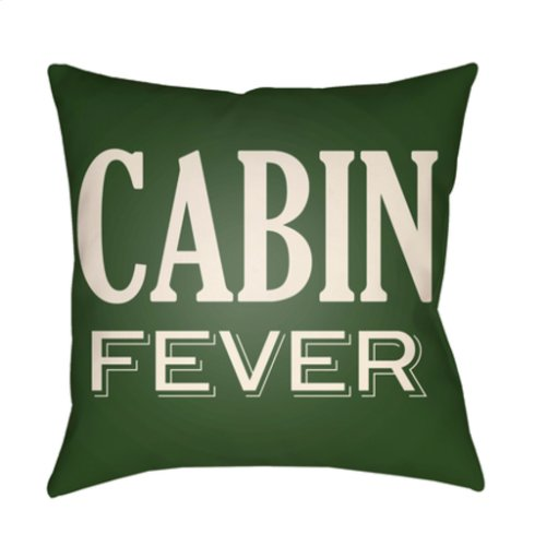 "Lodge Cabin LGCB-2035 20"" x 20"""