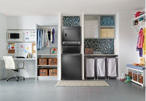 Frigidaire Electric Washer/Dryer High Efficiency Laundry Center