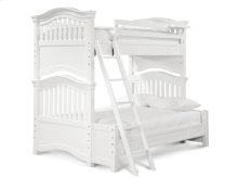 Bunk Bed (Twin over Full) - Summer White