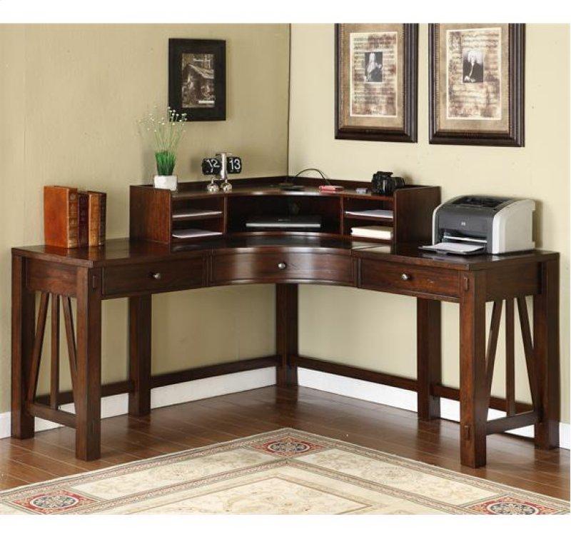 Curved Corner Desk Massage Desk Chair