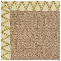 Creative Concepts-Raffia Bamboo Rattan Machine Tufted Rugs