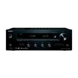 OnkyoNetwork Stereo Receiver with Built-In Wi-Fi & Bluetooth