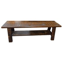 Reclaimed Bench