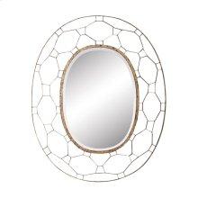 Manse Metal Mirror