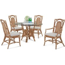 Bay Walk Round Dining Room Set