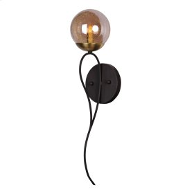 Reverb 1-Light Wall Sconce