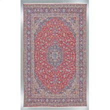 "KASHAN 000031590 IN RED NAVY 10'-5"" x 17'-2"""