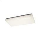 Ceiling Mt 4Lt Fluorescent WH Product Image