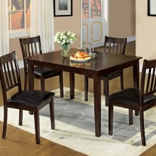 West Creek I 5 Pc. Dining Table Set