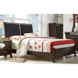 Avalon Queen Upholstered Bed