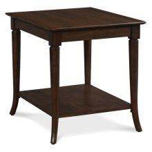 Campaigna Rectangular End Table