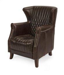 Bailey Leather High Back Chair