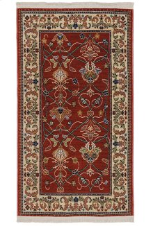 William Morris Red Rectangle 3ft 8in x 5ft