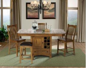 Wine Storage Gather Table