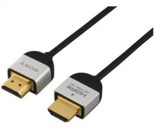 Slim High Speed HDMI Cable - 6' 5""