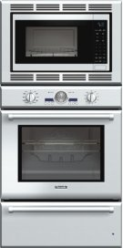 30 inch Professional Series Triple Oven (oven, convection microwave and warming drawer) PODMW301J Product Image