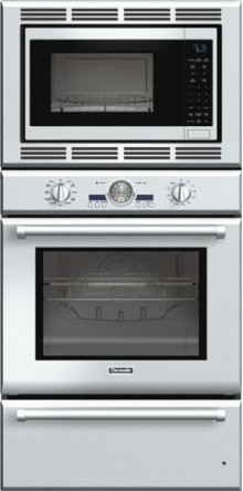 30 inch Professional Series Triple Oven (oven, convection microwave and warming drawer) PODMW301J