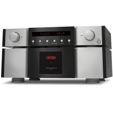 "N 52 - Mark Levinson jQuery.noConflict(); (function(w,d,s,l,i){w[l]=w[l][];w[l].push({'gtm.start': new Date().getTime(),event:'gtm.js'});var f=d.getElementsByTagName(s)[0], j=d.createElement(s),dl=l!='dataLayer'""'&l='+l:'';j.async=true;j.src= 'https://www.googletagmanager.com/gtm.js'id='+i+dl;f.parentNode.insertBefore(j,f); })(window,document,'script','dataLayer','GTM-PRZ25G5'); var _gaq = _gaq  []; _gaq.push(['_setAccount', 'UA-190392-4 ']); _gaq.push(['_trackPageview']); (function() { var ga = document.createElement('script'); ga.type = 'text/javascript'; ga.async = true; ga.src = ('https:' == document.location.protocol "" 'https://ssl' : 'http://www') + '.google-analytics.com/ga.js'; var s = document.getElementsByTagName('script')[0]; s.parentNode.insertBefore(ga, s); })(); var MTIProjectId='8738db37-ac1c-450c-820c-4d619cf8c1f3'; (function() { var mtiTracking = document.createElement('script'); mtiTracking.type='text/javascript'; mtiTracking.async='true'; mtiTracking.src=('https:'==document.location.protocol""'https:':'http:')+'//fast.fonts.net/t/trackingCode.js'; (document.getElementsByTagName('head')[0]document.getElementsByTagName('body')[0]).appendChild( mtiTracking ); } )(); if (location.protocol != 'https:') { //location.href = 'https:' + window.location.href.substring(window.location.protocol.length); } US Russia About Products Players Preamplifiers Amplifiers Integrated Amplifiers News In Lexus Support contact jQuery(document).ready(function(){ jQuery('body').addClass('product-page'); }); All N 52 The N 52 is unquestionably the finest Mark Levinson preamplifier ever. This dual-monaural preamplifier isolates the critical analog audio circuitry from the control section with a two-chassis approach to provide the purest signal paths possible. Read More Find a Dealer 2015 ""Outstanding Product"" Highlights Two-piece chassis with separate control box and analog box 7 Analog inputs: 3 XLR and 4 RCA stereo input pairs Dual Monaural construction and signal paths/routing Phono input with support for both MM and MC cartridges AC regeneration circuitry Rear-panel USB (A) connector for software updates Awards & Accolades 2015 Review and Gold Fingerprint Award Positive Feedback 2015 ""Outstanding Product"" HiFi News 2014 Outstanding Product Hi-Fi News 2014 Visual Grand Prix Award 2014 (Preamplifier Over 1M Category) Ongen Publishing - Stereo Sound 2014 Best High-end Stereo Preamplifier 2014 Secrets of Home Theater and Hi Fi 2014 Product of the Year 2014 Secrets of Home Theater and Hi Fi 2013 MJ Technology of the Year - Amplifier Category MJ Audio Technology 2013 The Audio Excellence Award 2014 (Silver Award Preamplifier Category) Ongen Publishing - Stereo Sound 2013 The Stereo Sound Grand Prix 2013 Ongen Publishing - Stereo Sound Description Downloads Specifications N 52 ""The N 52 features seven analog inputs - three balanced XLR and four unbalanced RCA - as well as a dedicated phono input configurable for moving-magnet (MM) or moving-coil (MC) operation. Two sets of pre-outs are duplicated in both XLR and RCA jacks, while an additional auxiliary pair of XLR and RCA outputs is configurable, for fixed or variable output with independent source selection. This function allows the auxiliary output to function as a third pre-out, a pass-through full-range subwoofer output or a record output. The N 52 comes with a unity-gain SSP mode that integrates the connected sources into a home theater system while still maintaining optimal and independent stereo operation for music. System controls include Ethernet, Mark Levinson's proprietary ML Net, and 12V trigger and IR control ports, as well as a USB connector that can facilitate software updates. Additionally, the included remote control also operates both the N 52 and other connected Mark Levinson components. The peerless craftsmanship of Mark Levinson is evident in every aspect of the N 52. Within the control section, mirror-imaged DC power supplies and AC regeneration circuitry optimize power for the cleanest, most stable signals possible. Individual DC power cords supply power to the audio section in the second chassis to prevent extraneous noise from passing into the DC power signals, while communication and control signals are sent along a dedicated third cable to the audio section. The audio chassis is also configured in a mirror-image, left/right design with isolated, independent PCBs for volume control and for main and auxiliary signal paths. The communication signals are contained in a shielded central compartment, as is each channel of the phono input. Heavy aluminum extrusions and thick aluminum plates solidify the chassis and provide an optimized foundation for the audio circuitry."" Support Owner's Manual Quick Start Guide HiFi News article No52 Preamplifier Brochure Technical Bulletin: RS232 Control Codes for No52 Software and Firmware Software Update v1.08 Software Update v1.09 N 52 Print Specifications Description Reference Dual-Monaural Preamplifier Frequency Response 10Hz - 40kHz ( 0.2dB) Frequency Response (phono) 1dB (RIAA response) Input Impedance Input Impedance (line-level): 100k ohms -- Input Impedance (phono): Resistive: 3.3 , 5.0 , 7.7 , 10 , 33 , 50 , 77 , 100 , 330 , 47k , (user-selectable) Capacitive: 50pF, 100pF, 150pF, 200pF, 250pF, 300pF, 350pF, 0.01 F (user-selectable) Height 8.75"" (22.2 cm) - Control = 3.25"" (8.2 cm); Audio = 5.5"" (14 cm) Width 17.25"" (43.8 cm) Depth 13"" (33 cm) Weight 60 lb (27 kg) Control = 25 lb (11 kg); Audio = 35 lb (16 kg) Phono Inputs Input Overload (phono): >100mV @1kHz (40dB gain); >10mV @1kHz (60dB gain) Communication and Control Volume Control Range: 80.0dB Analog Audio Inputs 3 balanced (female XLR) stereo inputs; 4 single-ended (Mark Levinson-RCA) stereo inputs Analog Audio Outputs 1 balanced (male XLR) stereo main output; 1 single-ended (Mark Levinson-RCA) stereo main output; 2 single-ended (Mark Levinson-RCA) stereo record outputs Maximum output level 16V - balanced (XLR) connectors; 8V - unbalanced (RCA) connectors Signal-to-Noise Ratio Residual Noise: Gain Gain (line-level stage): 0dB, +6dB, +12dB, or +18dB (user-selectable) -- Gain (phono stage): +40dB, +60dB @1kHz (user-selectable) -- Gain Resolution: 1.0dB increments up to 23.0dB on display (-57dB to -80dB); 0.1dB increments above 23.0dB on display (0dB to -57dB) Output impedance 20 ohms - balanced (XLR) connectors; 10 ohms - unbalanced (RCA) connectors Power Requirements Operating Voltage: 100V - 240VAC, 50Hz/60Hz jQuery(document).ready(function(){ if (!jQuery('body').hasClass(""ie8"")) { jQuery('.hero_container img').elevateZoom({ zoomType: ""lens"", gallery:'pdp_gallery', galleryActiveClass: 'active', imageCrossfade: true, borderSize: 4, lensFadeIn: 500, lensFadeOut: 500, lensSize: 303, zoomWindowWidth: 400, zoomWindowHeight: 400 }); } else { // gallery support for IE8 without zoom jQuery('.altimg a').click(function(e){ e.preventDefault(); var dataImage = jQuery(this).attr('data-image'); //alert(dataImage); jQuery('.hero #detail_image_ img').attr('src', dataImage); }); } jQuery('.nav-tabs').on('click', 'a[href=""#faqtab""]', function(){ var faqIframe = jQuery('#faqtab iframe'); if(faqIframe.attr('src') == """"){ faqIframe.attr('src', faqIframe.data('src')); } }); jQuery('.read-more').click(function(){ jQuery('html, body').animate({ scrollTop: (jQuery("".row.light-tabs"").offset().top -100) }, 800); return false; }); // The slider being synced must be initialized first jQuery('.altimg_container').flexslider({ animation: ""slide"", controlNav: false, animationLoop: true, direction: ""horizontal"", slideshow: false, itemWidth: 70, minItems: 1, maxItems: 5, prevText: """", nextText: """" , move: 1, directionNav: true }); }); News & Reviews Contact Us Purchase Policy Privacy Policy Terms of Use Visit Harman.com Find Dealer Find a Dealer (US) Find a Dealer (EU) Find a distributor (INT) Latest News Pursuit Perfect System Review: The Mark Levinson 585 is a special performer. Read More hometheaterreview.com: The Mark Levinson 526 is a five-star performer. Read More Audioholics: For those of you looking for a high-end turntable, your search is over. Read More e Harman International Industries, Incorporated. All rights reserved. jQuery(function() { jQuery('input, textarea').placeholder(); if(jQuery('body').hasClass('support-page')) { var currentPage = window.location.toString().substr(window.location.toString().lastIndexOf('/'), window.location.toString().length); currentPage = currentPage.split('""')[0].split('/')[1]; if(currentPage == '/products.html') { jQuery('body.support-page').find('.nav-tab-custom-block').find('li').removeClass('active'); jQuery('body.support-page').find('.nav-tab-custom-block').find('li:eq(0)').addClass('active'); } else { jQuery('body.support-page').find('.nav-tab-custom-block').find('li').removeClass('active'); jQuery('body.support-page').find('.nav-tab-custom-block').find('a[href$=""'+currentPage+'""]').eq(0).closest('li').addClass('active'); } } jQuery('#search').on('submit', function(e){ e.preventDefault(); var loc = window.location; loc = loc.toString(); loc = loc.split('""')[0]; loc = loc + ''keywords=' + jQuery(this).find('input[type=""text""]').eq(0).val(); window.location = loc; }); }); x Mark Levinson, Revel, Lexicon and JBL Synthesis are ONLY sold through our network of authorized, knowledgeable dealers, and NEVER ONLINE! Unauthorized sources may offer product that they do not have, or that has falsified serial numbers. Worse yet, they may sell you counterfeit products. We stand 100% behind our product warranties ONLY WHEN PURCHASED THROUGH AN AUTHORIZED DEALER, AND NEVER ONLINE! Beware of ""equivalent"" or ""implied"" warranties that are not recognized by us. Ok jQuery(document).on('ready', function(){ /*if(!Cookies.get('unauthmodal')){ Cookies.set('unauthmodal', true, { expires: 31 }); jQuery('#unauth').modal(); }*/ });"