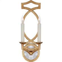 Visual Comfort NW2311VG Niermann Weeks Brittany 2 Light 5 inch Venetian Gold Sconce Wall Light, Niermann Weeks
