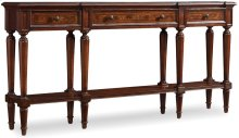 Grandover Three Drawer Console Table