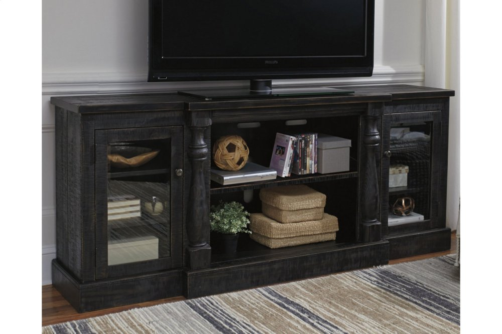 W88068ashley Furniture Xl Tv Stand W Fireplace Option Westco Home