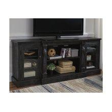 XL TV Stand W/fireplace Option