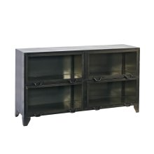 Carbon Rivet Metal Cabinet