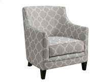 ELEMENTS UDH705100 Dinah Dove Accent Chair